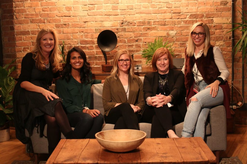 Some of Seed's Leading Ladies